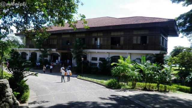 The Malacanang of the North.